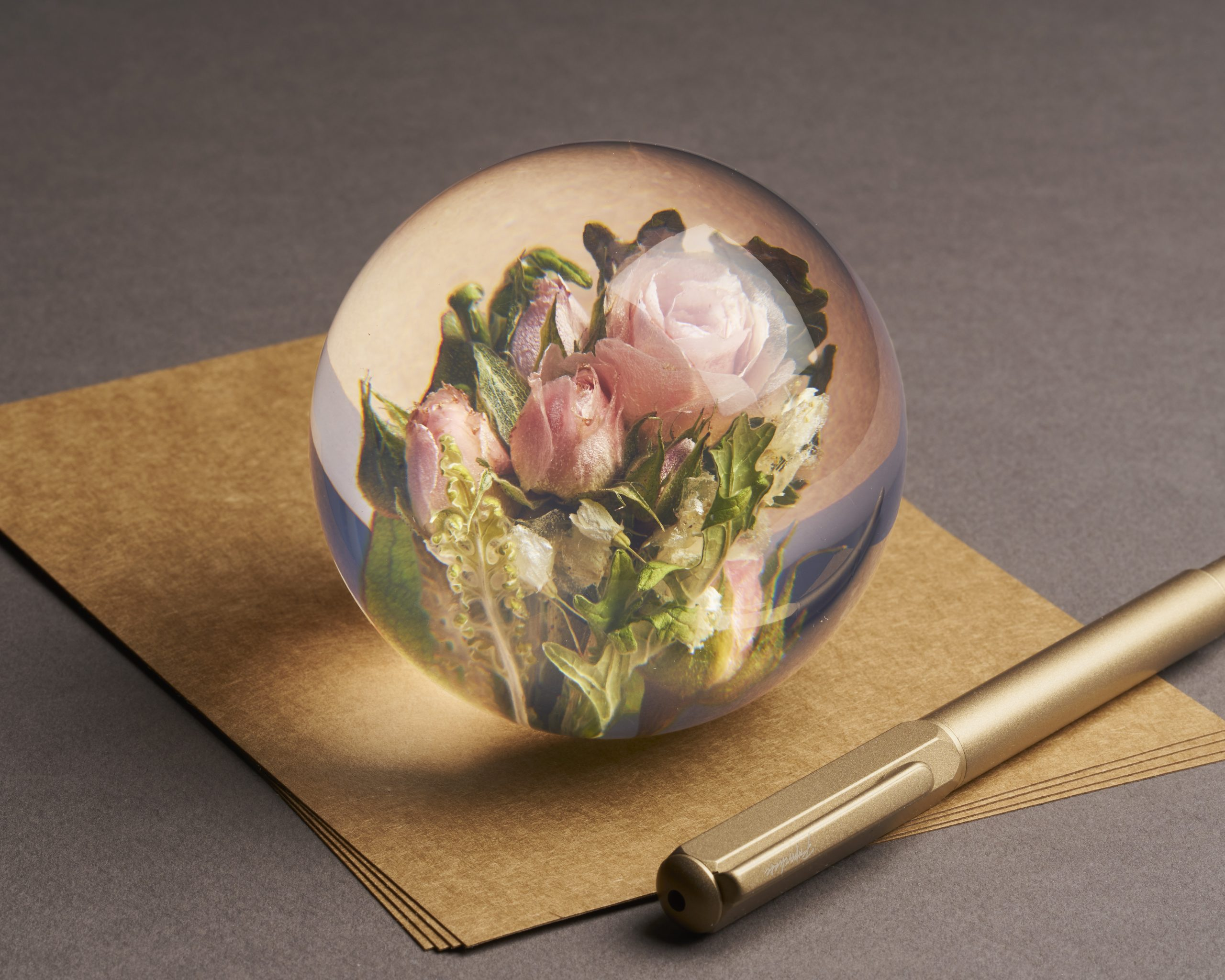 Commemorative Paperweight (small)